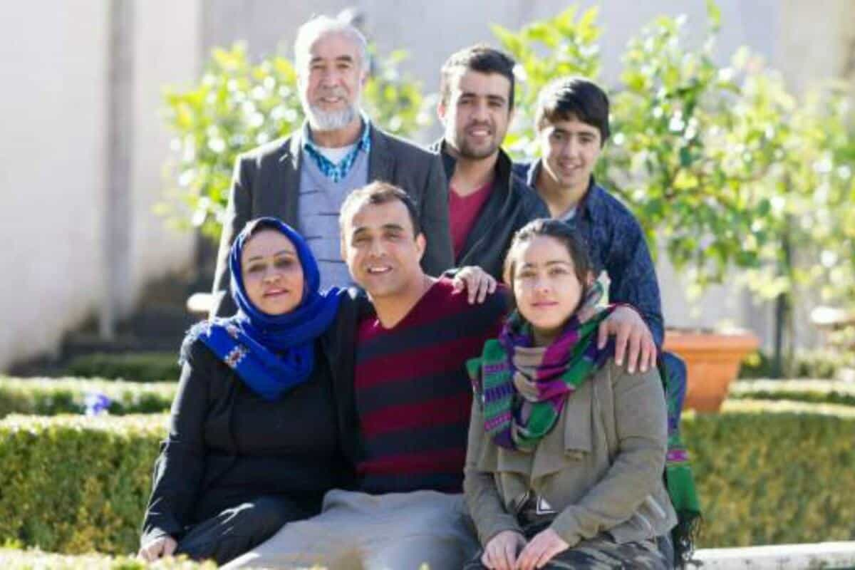 Joy as Afghan interpreter reunited with his family in NZ after five years