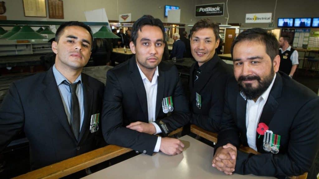 afghan interpreters anzac day